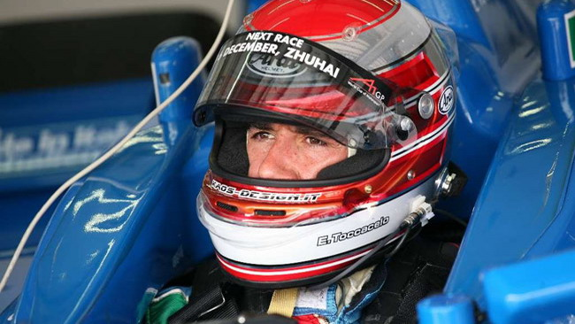 Toccacelo e Lucani sulla terza Ferrari La.Na