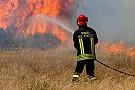 Ciocco: annullata la PS1 a causa di un incendio