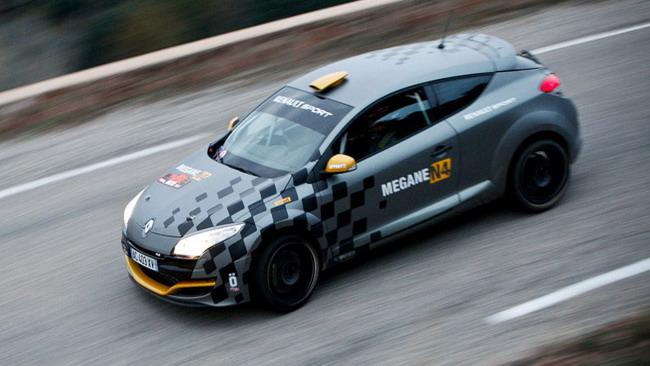 In arrivo le Renault Mégane RS Turbo N4