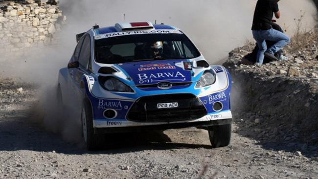Al-Attiyah trionfa nel Rally di Cipro