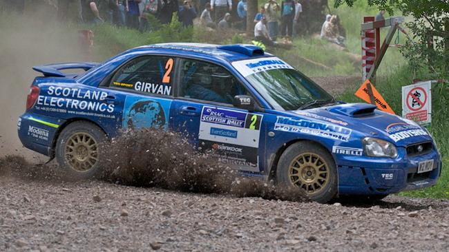 Il Colin McRae Rally finisce in tragedia