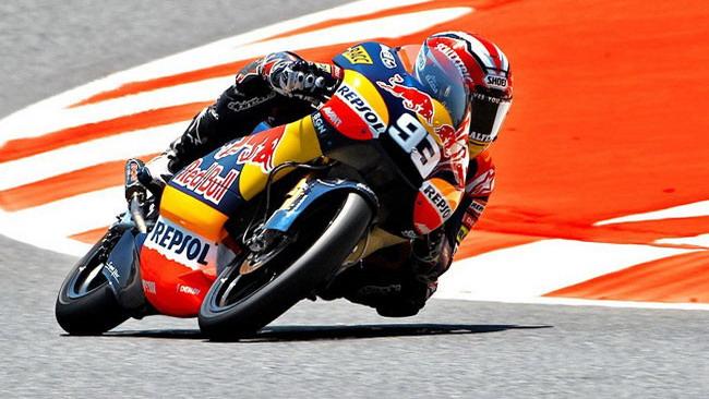 Ennesima prova di forza di Marquez nei test in Spagna