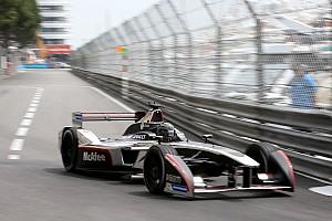 Formula E Breaking news  D'Ambrosio stays on with Dragon for second Formula E season