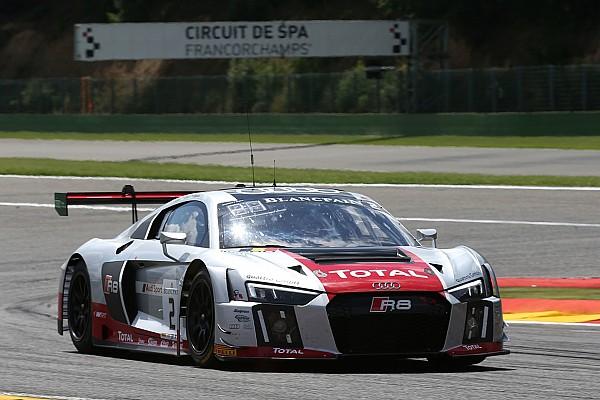 Audi en pole devant McLaren et Ferrari