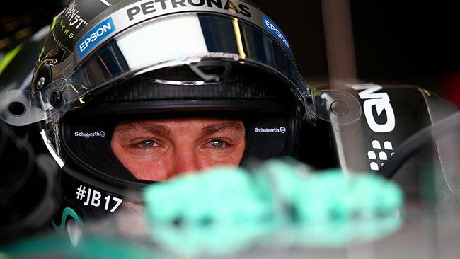 """Rosberg: """"Non so spiegare il mio distacco da Lewis"""""""