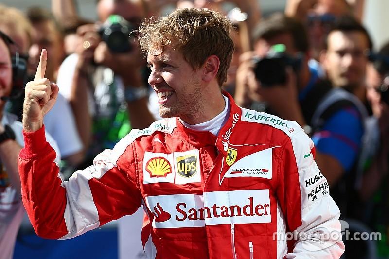 "Vettel: ""Il Motorsport regala emozioni contrastanti"""