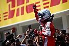 Vettel igualó las 41 victorias de Senna, la tercera marca histórica