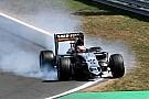 Force India con 'mala suerte' en Hungría
