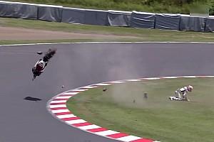 Bike Noticias de última hora Honda acepta que el acelerador causó el accidente de Stoner