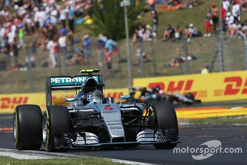 Rosberg: preocupação com Hamilton não influenciou resultado