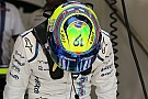 Williams estudia elevar el asiento de Massa
