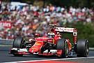 Ferrari - Aucune décision imminente pour Räikkönen