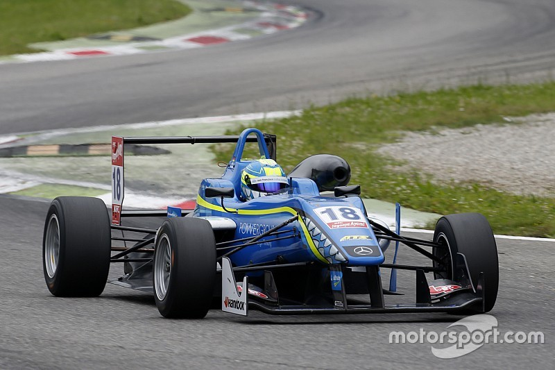 Leist to make European F3 debut at Spielberg