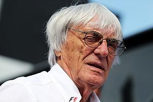 """Fórmula 1 Últimas notícias Ecclestone: F1 teve sorte com """"corrida incrível"""" em Hungaroring"""