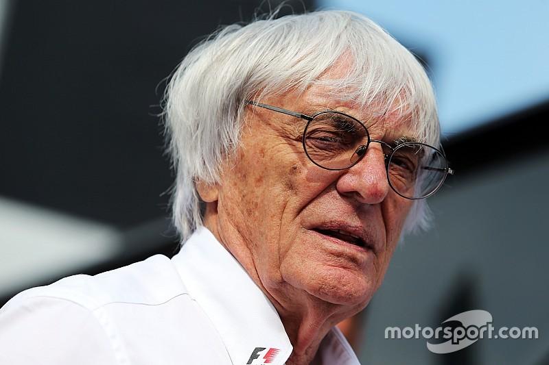 """Ecclestone: F1 teve sorte com """"corrida incrível"""" em Hungaroring"""