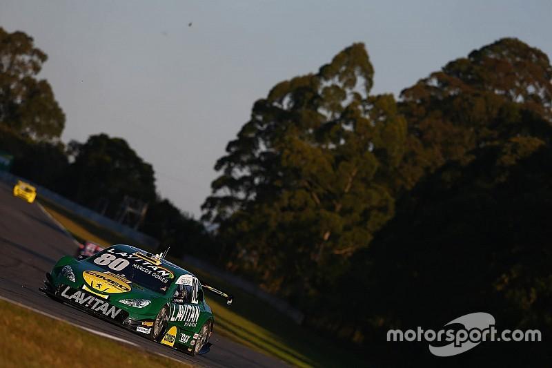 Com ausência de Cacá, Gomes termina sexta na frente em Curitiba