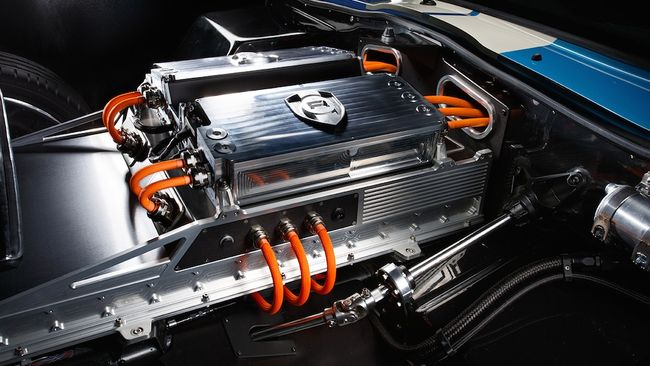 Anche la Renovo Motors è in lizza per le batterie!