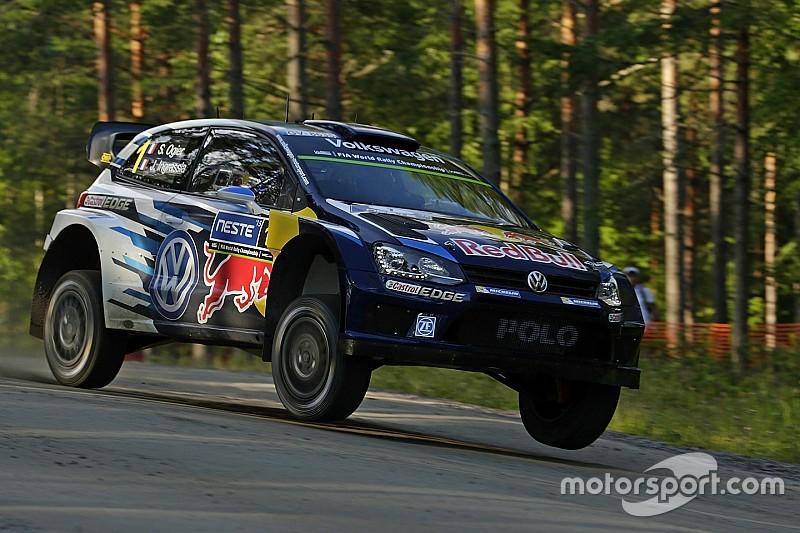 Finlandia, PS12: Ogier risponde subito a Latvala