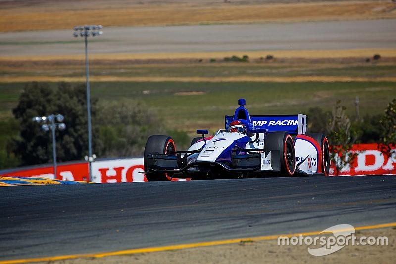 Эксклюзив: Алёшин выступит на этапе IndyCar