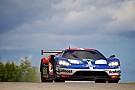 Ford GT sigue con sus pruebas en Road America