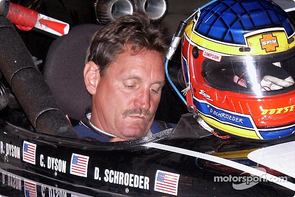 Dorsey Schroeder named World Challenge race director