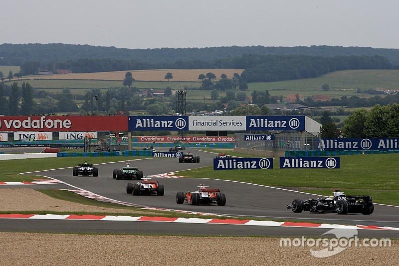 Quand Magny-Cours était candidat à un Grand Prix en 2015
