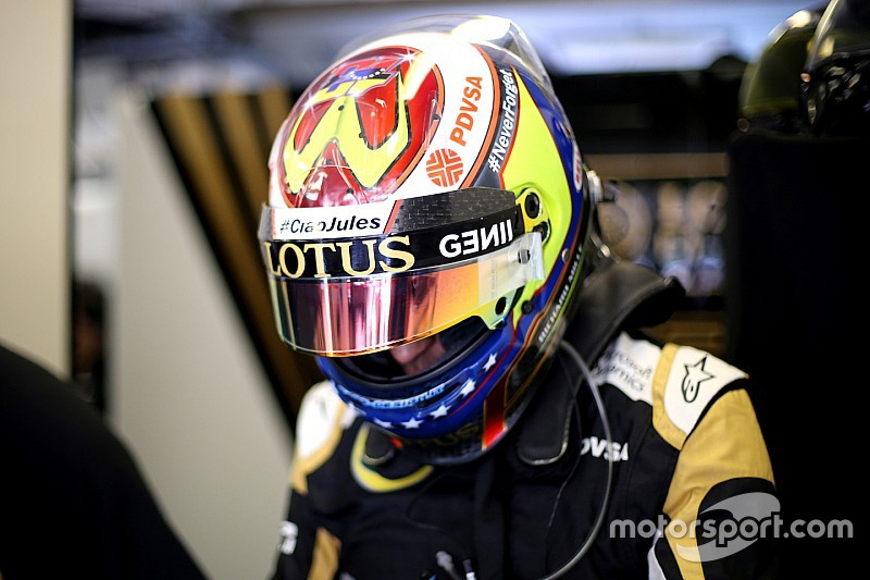 "Maldonado se sent ""sous-évalué en F1"""