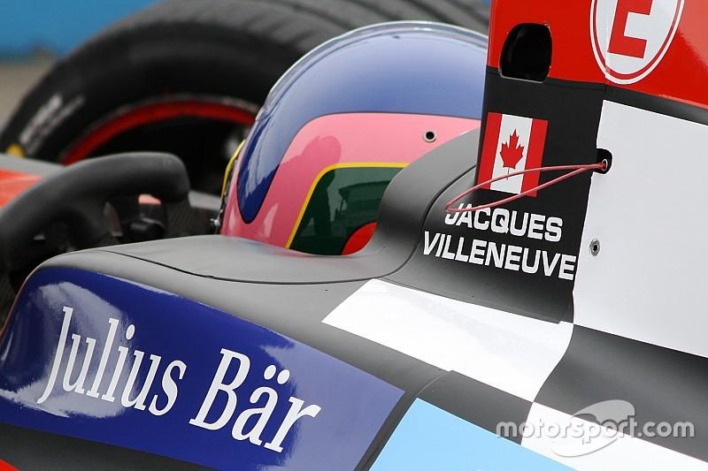 فيلنوف يفكّر في المشاركة في سلسلة فورمولا اي بعد اختباره لصالح فانتوري