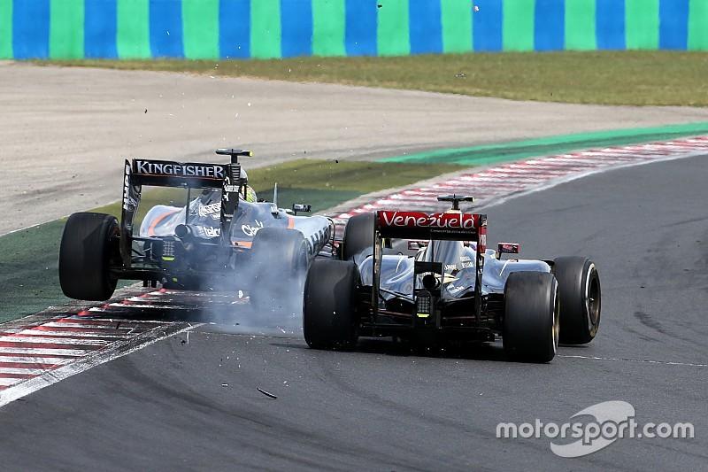 Maldonado garante que críticas dentro da Fórmula 1 o motivam
