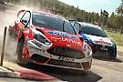 Vidéo - Notre découverte du Rallycross dans DiRT Rally!