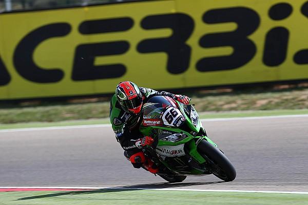 سايكس يغرّد وحيدًا في صدارة السباق الأول في ميزانو