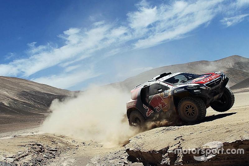 Vidéo - L'aventure du Dakar 2015 avec Peugeot Sport