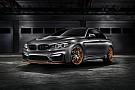 Vidéo - BMW dévoile son concept M4 GTS