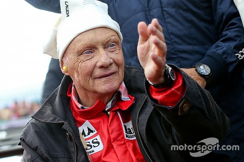 """Lauda: """"Las carreras de MotoGP son mejores que las de F1"""""""
