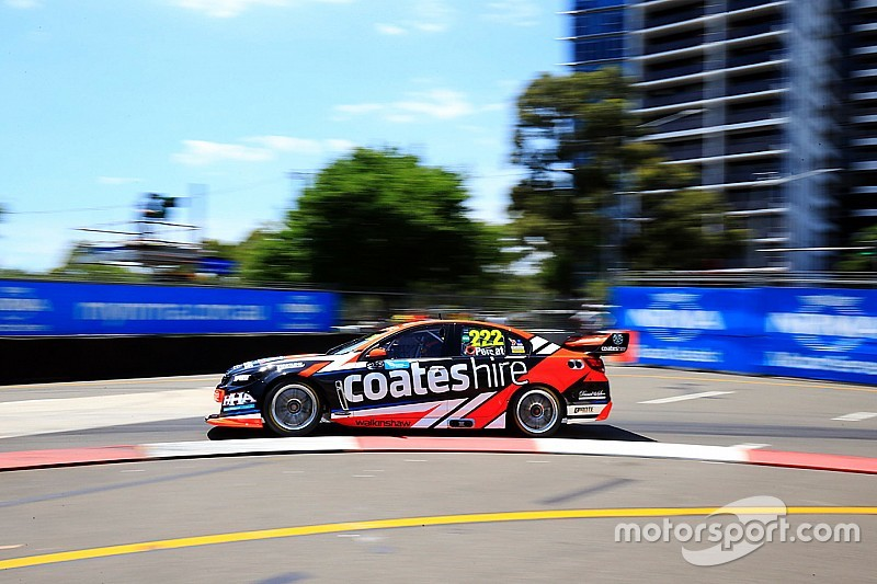 Naming rights sponsor for V8 finale