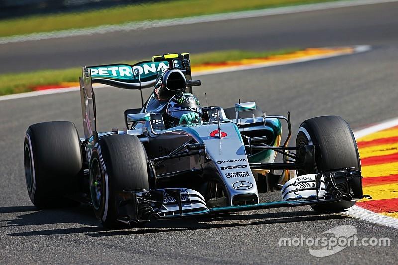 Spa, Libere 1: Mercedes, ma Red Bull e Ferrari ci sono!