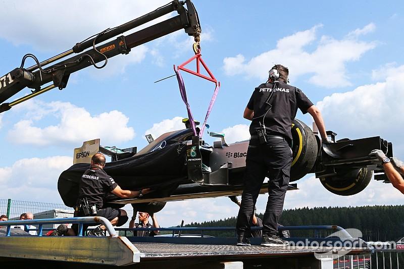 """Rosberg - """"A 306 km/h, perdre le contrôle..."""""""