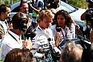 Rosberg ammette: