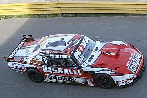 TURISMO CARRETERA Reporte de pruebas Rossi dominó el viernes de TC en Olavarría