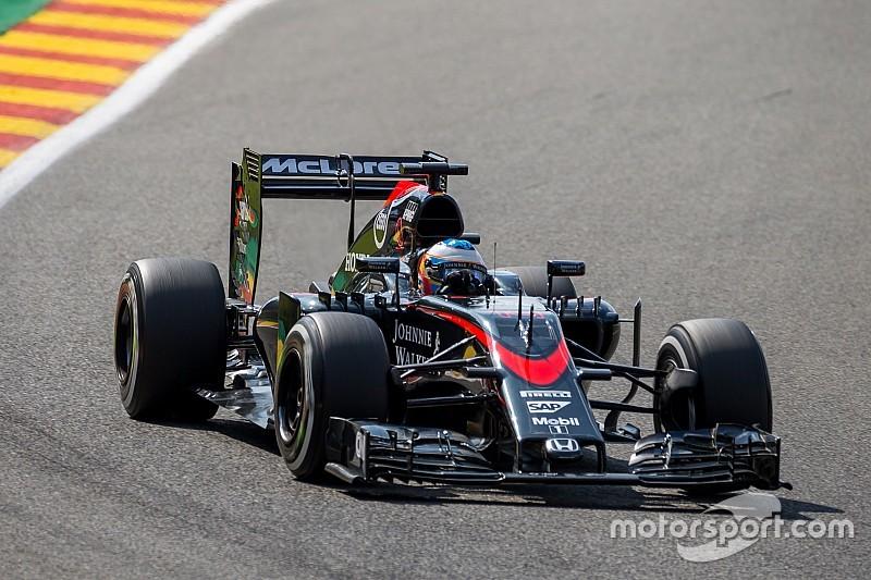 Q1 - Déjà plus de McLaren...