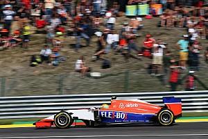 Fórmula 1 Noticias Merhi, molesto por la clasificación
