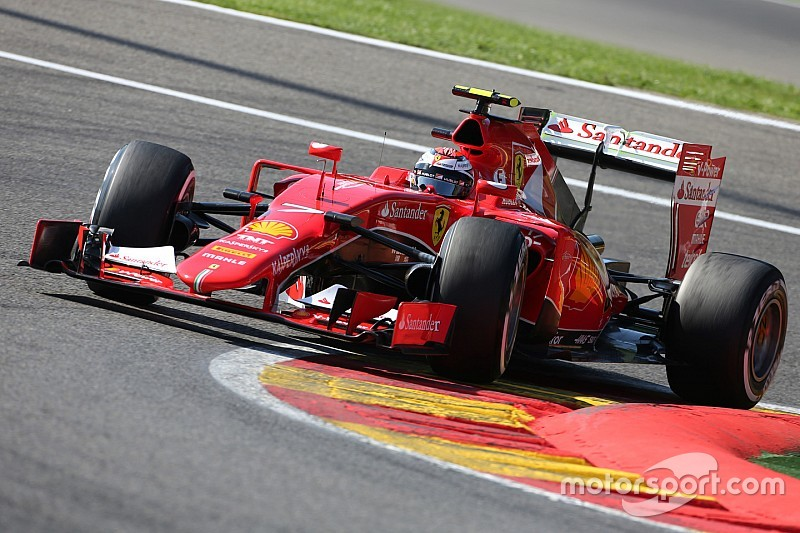 Raikkonen hit with gearbox-change penalty