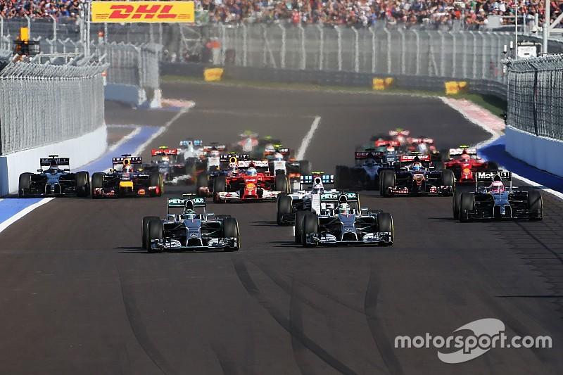 Le GP de Russie discute pour une course nocturne