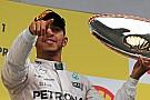 Хэмилтон выиграл Гран При Бельгии