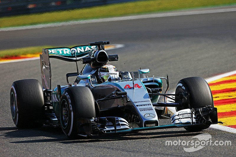 "Hamilton - ""Un weekend incroyable!"""