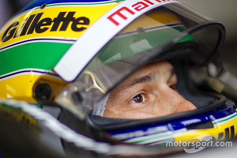 Video, Donington a 360 gradi con Bruno Senna