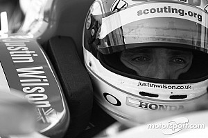 IndyCar Obituary Justin Wilson, 1978-2015