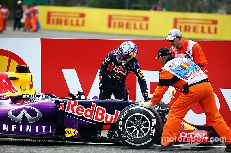 Red Bull vers une pénalité volontaire à Monza