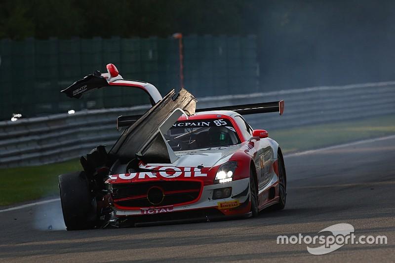 2014年主流GT3赛车盘点
