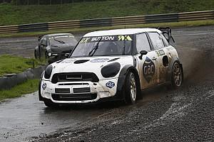 World Rallycross Actualités Button s'essaie au rallycross avec Coulthard!